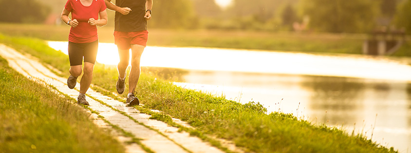 Running and IVD health