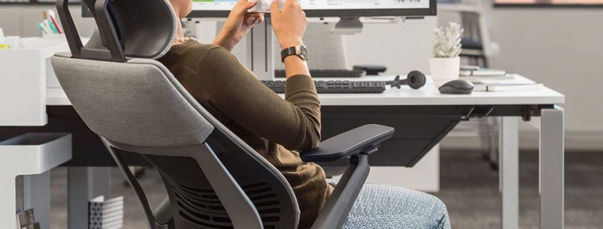 Armrests and Back Support During Cellphone Use